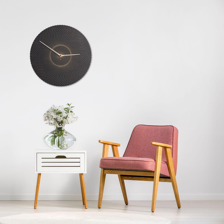 Wall clock N˚7 BK