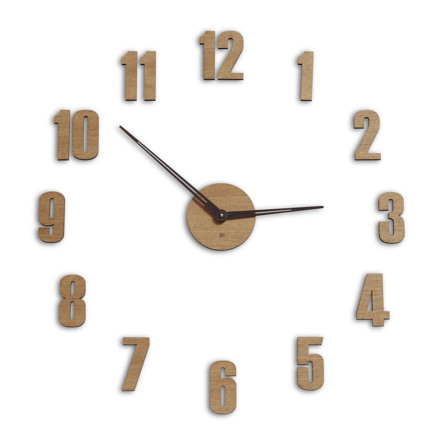 Wall clock N˚1 75 EO - spare parts