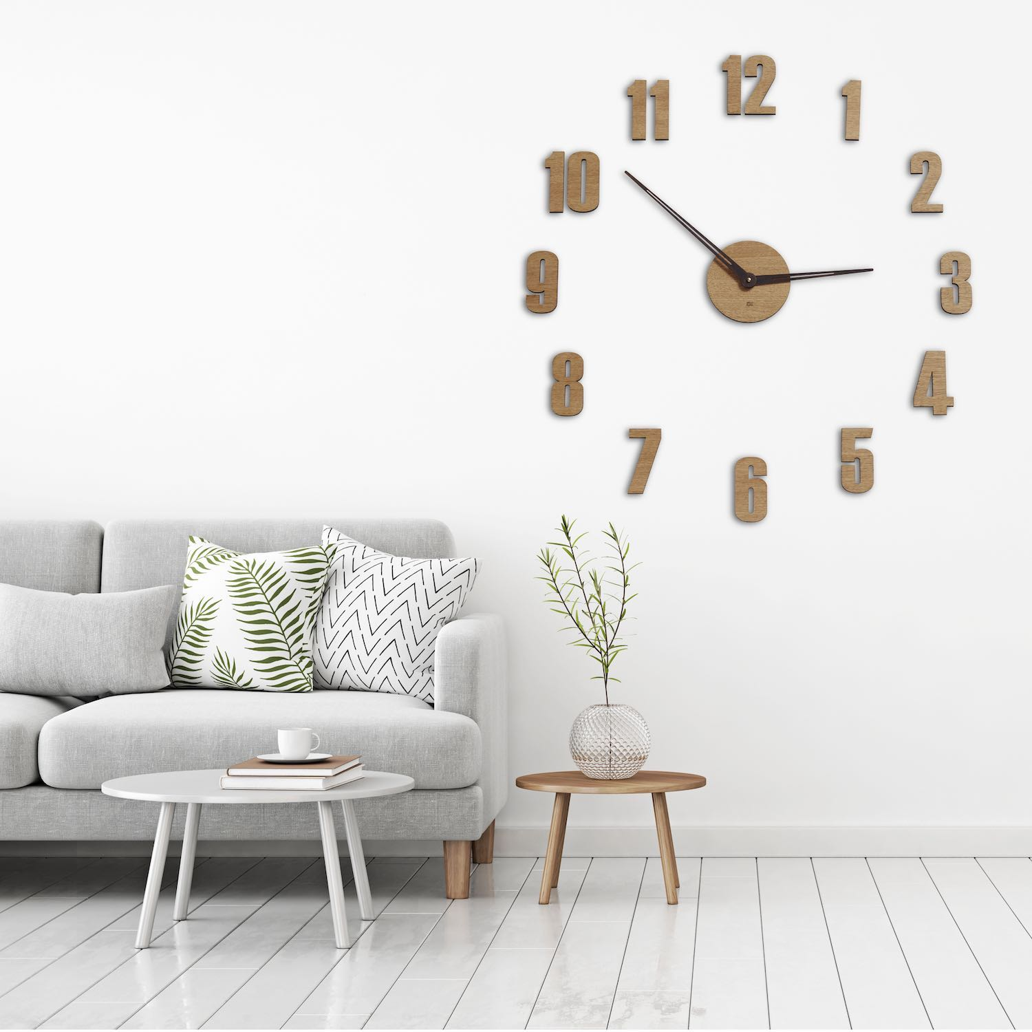 Wall clock N˚1 60 EO