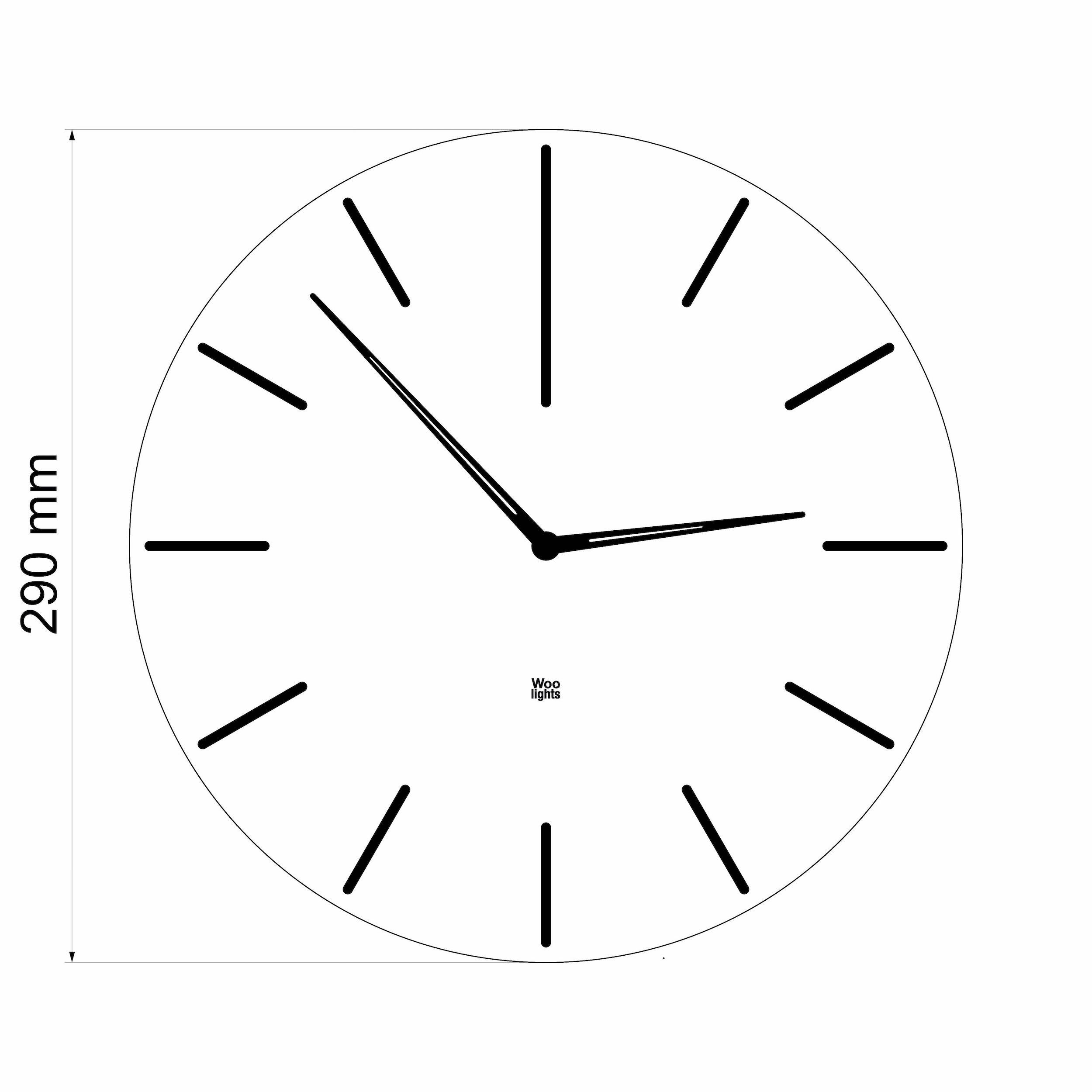 Wall clock N˚2