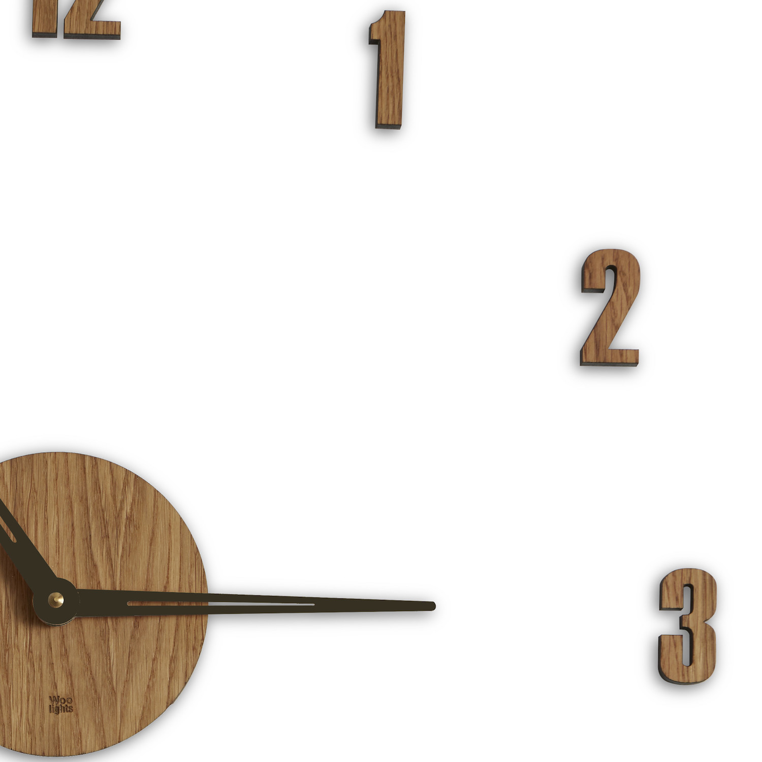 Wall clock N˚1 4060 EO