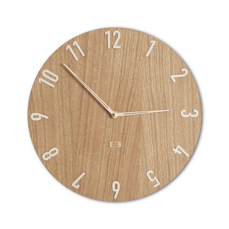 Wall clock N˚3.2 OB